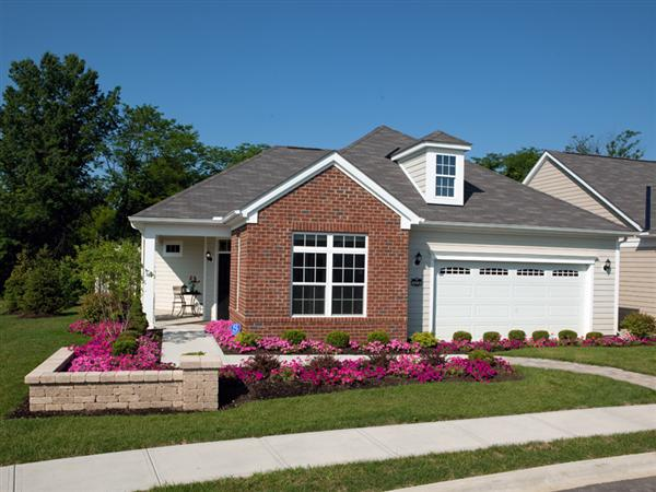 Two Decorated Maintenance-Free Ranch Models Open at Fox Run in Plainfield